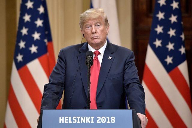 СМИ: Трампа уговорили отказаться от слов о «российском вмешательстве»