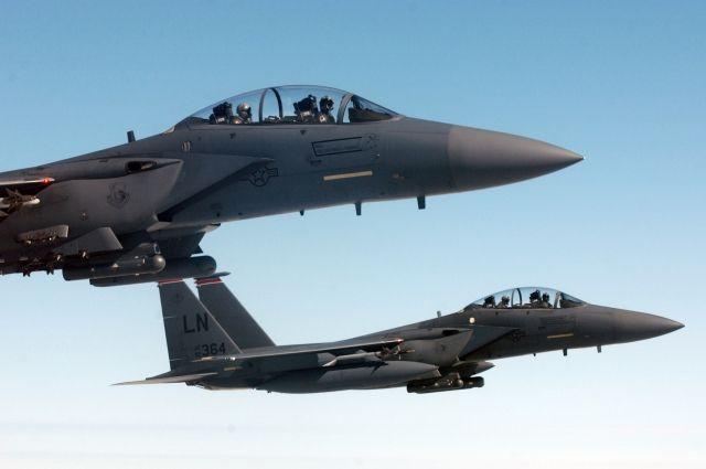 Коалиция США нанесла авиаудары по мирным жителям на востоке Сирии – СМИ