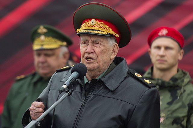 Генерал Махмут Гареев.