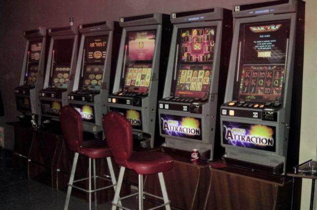 Автоматы игровые когда появилось первое онлайн казино