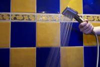 В Тюмени мужчина с мочалкой катался по городу в ванне