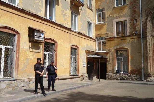 13-подъездный угловой дом на улице Н. Островского относится к памятникам архитектуры.