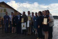 Победителям и призерам вручили дипломы и призы.