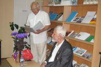 Тюменский писатель Александр Мищенко отметил 80-летний юбилей