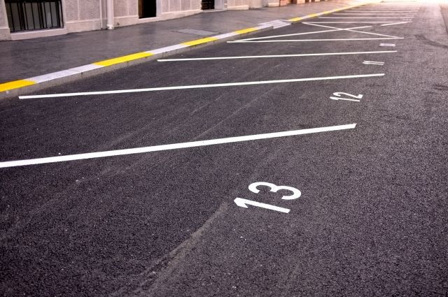 В Нижневартовске появилась новая парковка на улице Северной.