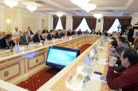 Дмитрий Артюхов встретился с Чрезвычайными и Полномочными Послами РФ