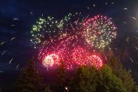 Где и во сколько в Тюмени будет фейерверк в День города?