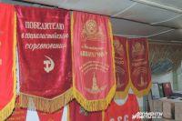 Знамена и флаги тоже пользуются популярностью у коллекционеров.