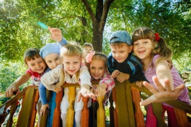 Каждый седьмой ребенок отдохнет в климатически благоприятных регионах России