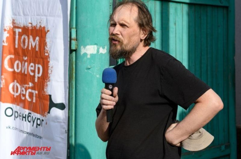 Игорь Смекалов – искусствовед, исследователь творчества художника Калмыкова.
