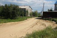 В Салехарде на улице Арктической появится пешеходная дорожка