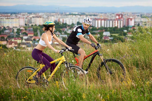 Крути педали. Всегда ли велопрогулки полезны для здоровья?