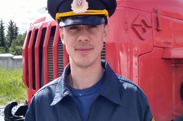 Ямалец спас человека и предотвратил пожар в деревне Анжигорт