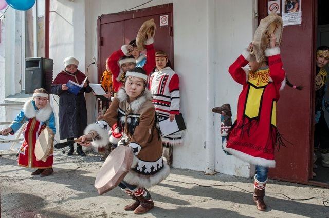 Коренные народы Севера хранят традиции.