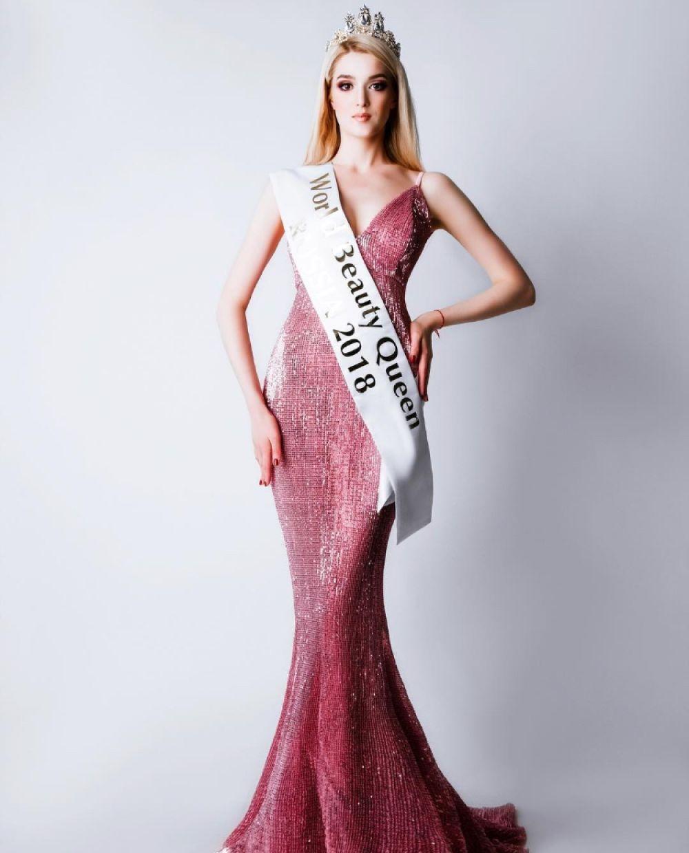 """Алиса Маненок много лет является моделью """"Мисс Татарстан"""". Родом она из Владивостока, в Казань приехала учиться."""