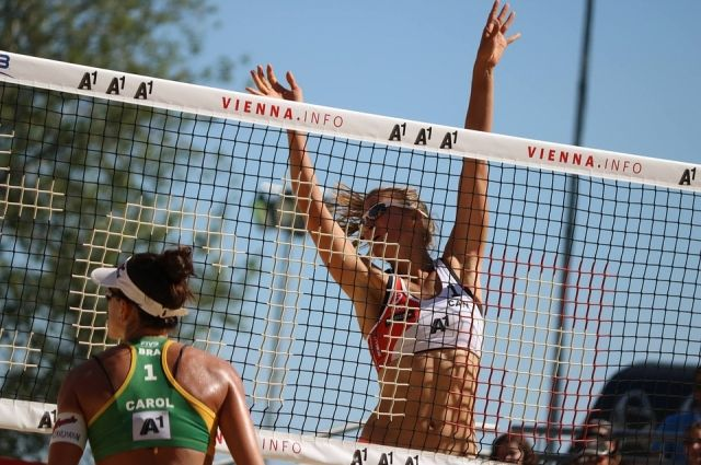 Через год Москва примет Чемпионат Европы попляжному волейболу