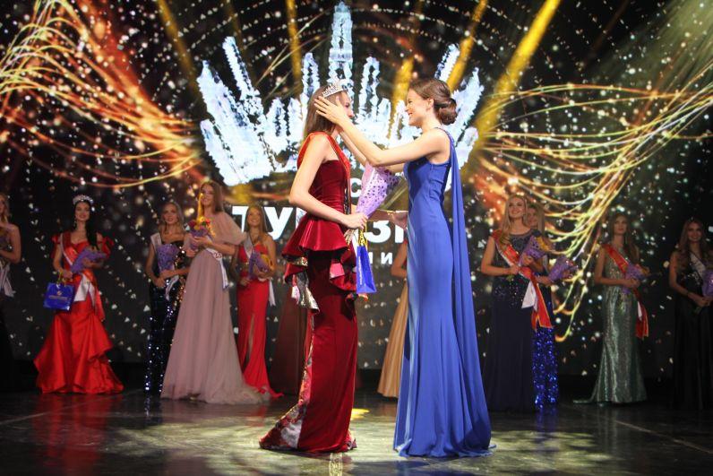 Второй раз подряд титул завоевала красавица из Татарстана,