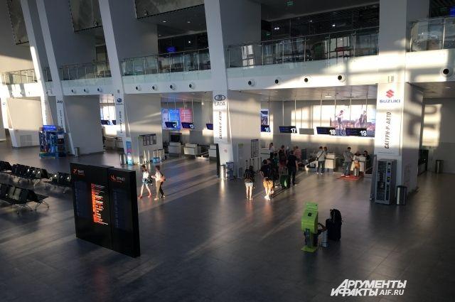 Несовершеннолетнюю выявили при оформлении рейса «Пермь-Анталья».