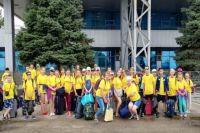 Дети сотрудников компании «СУЭК-Кузбасс» стали жителями анапской республики «Виталия».