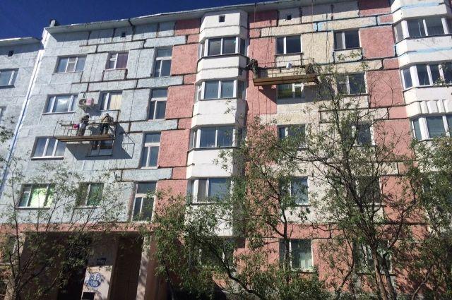 В программу капремонта на Ямале включили еще 96 домов
