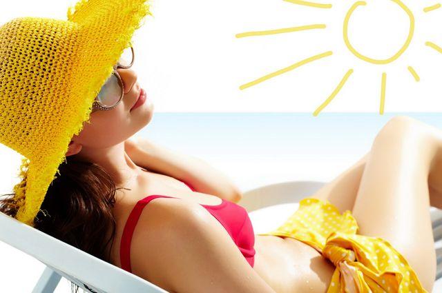 Как лечить солнечные ожоги?