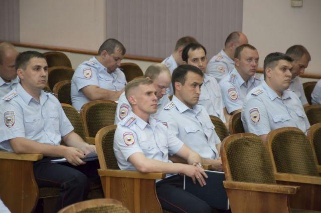 Заседание прошло в региональном главке МВД 23 июля.