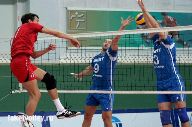 Ямальцы выступили в победных матчах российской сборной по волейболу
