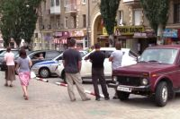 В Донецке произошла авария с участием 20-летней пособницы терформирований и патруля ОБСЕ
