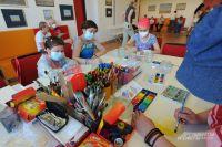 В центре используют передовые методы лечения и одновременно создают детям атмосферу как дома.