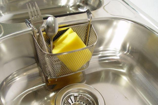 Просто мытье посуда может стать причиной проблем со здоровьем.