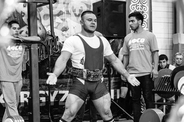 Руслан Сахбетов, спортсмен