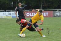 Футбольное первенство учит жёстко бороться за мяч.