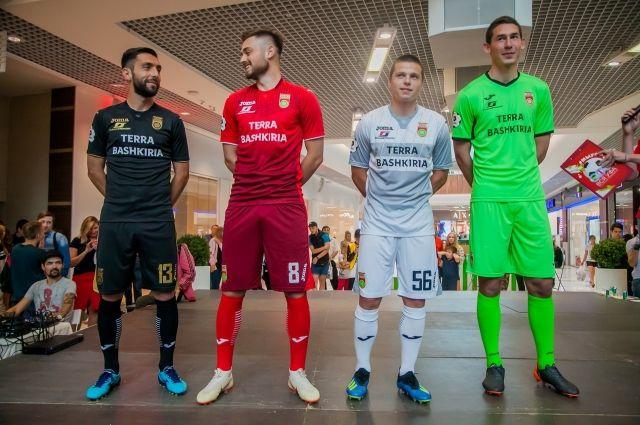 Первый еврокубковый матч уфимцы сыграют в новой форме.