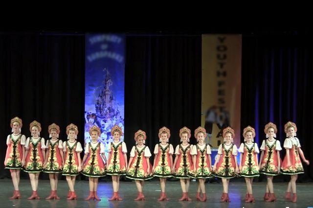 Тюменский ансамбль «Юность Сибири» вернулся с победами из Болгарии