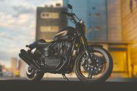 Мотоциклы на улицах Югры - не редкость