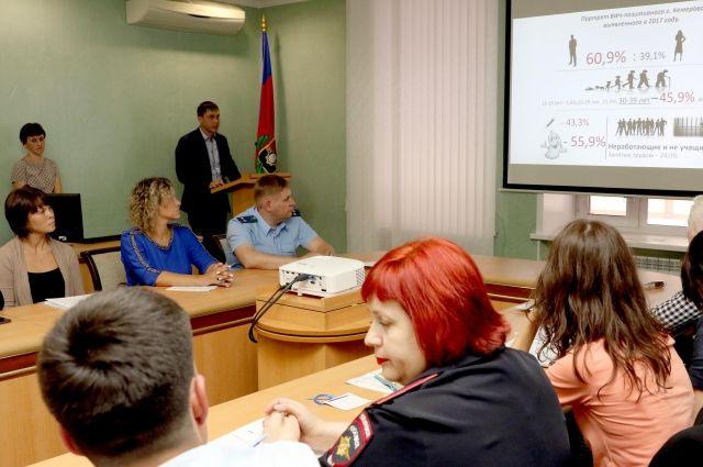 В Кемерове прошло заседание антинаркотической комиссии.