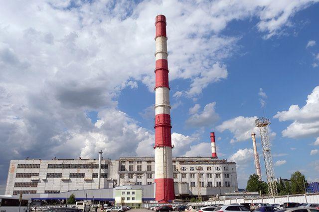 ТЭЦ-1 ввели в промышленную эксплуатацию в 1939 г.