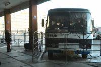 """""""Облавтотранс"""" закупил новые автобусы."""
