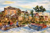 Этнографический парк Лабытнанги украсят хан Пулко-Ики и семь его дочерей