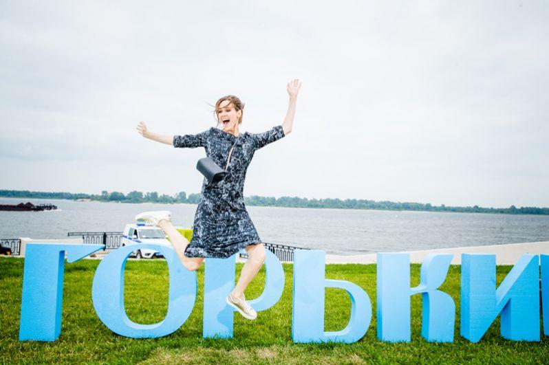 Гости фестиваля «Горький fest».