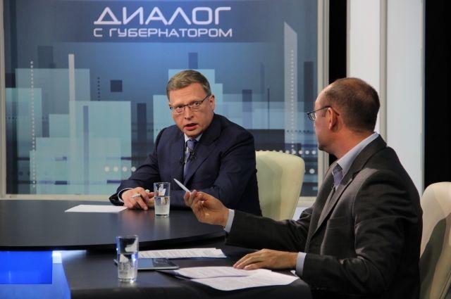 Глава региона рассказал о перспективах развития Омской области.