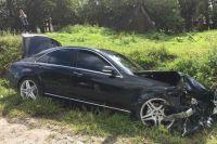 Во Львовской области столкнулись три авто, есть пострадавший и погибшая