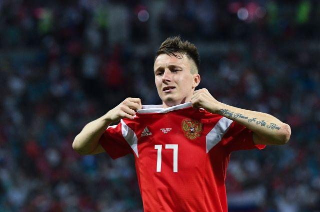 Футболист Александр Головин продолжит карьеру, играя за «Монако»