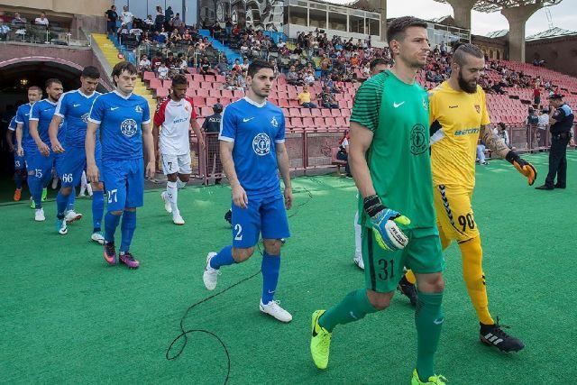 В двух матчах за «Пюник» Евгений Кобозев отыграл на ноль.