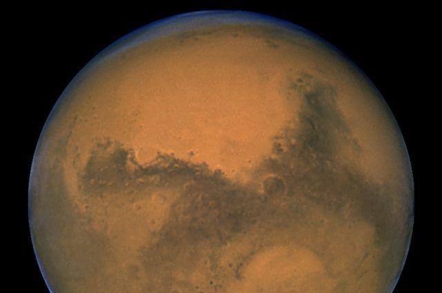 Ученые нашли на Марсе озеро с жидкой водой - Real estate