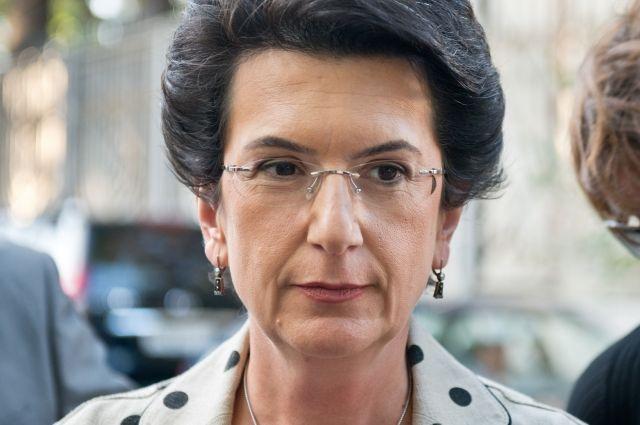 Бурджанадзе назвала ошибкой разрыв российско-грузинских дипотношений