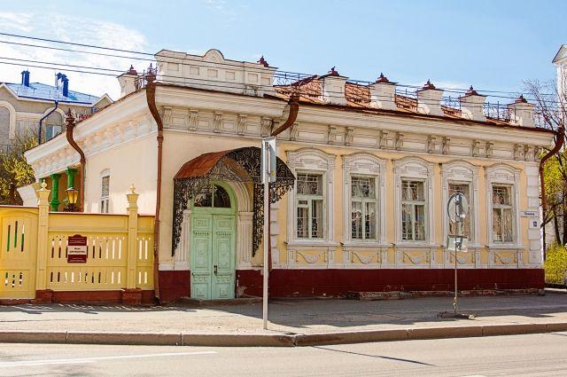 Музей «Дом Машарова», Тюмень.
