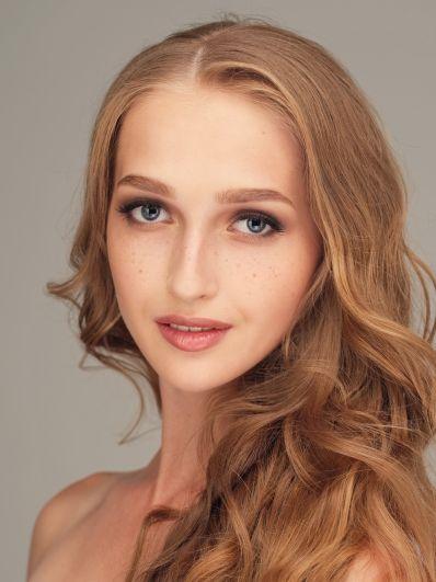 №24 Екатерина Черницына. Возраст: 19 лет. Рост: 175 см. Вес: 55 кг.