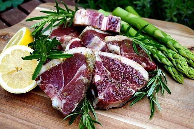 Мясо подозреваемый хотел продать
