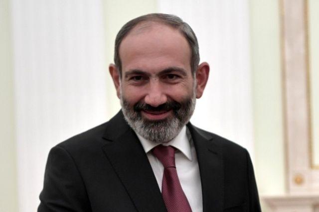 Пашинян объявил, что Армения нестремится вНАТО